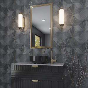 Art Deco Bathroom Decorative Wall Tile
