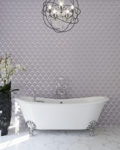 Glam Bathroom Interior Design styles