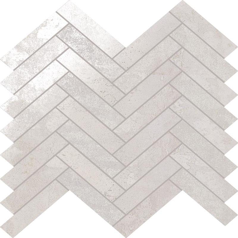 STELLAR WHITE HERRINGBONE
