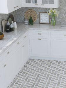 Modern Farmhouse Floor Tile